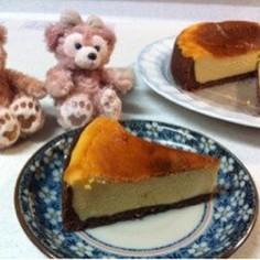 ベイクドチーズケーキ★作っちゃおうぜぇ♪