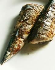 フライパンでふっくら!さんまの塩焼きの写真
