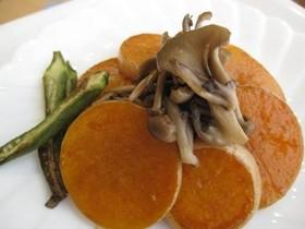 バターナッツかぼちゃのシンプルソテー