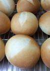 基本の丸パン ビーガン仕様