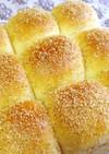 ホットク風味のちぎりパン