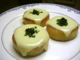チーズとろ~り大根ステーキ
