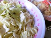 シャ乱Qはたけのキャベツサラダの写真