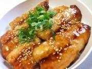 ☆秋の味覚☆秋刀魚の蒲焼きの写真