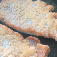 ポークソテー ~チーズ焼き~