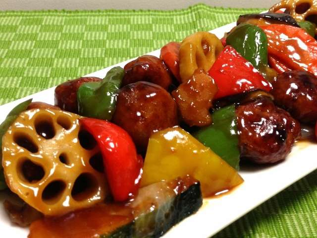酢豚 レシピ