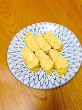 J家の卵焼き〜お弁当に〜