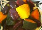煮豆とかぼちゃの簡単いとこ煮