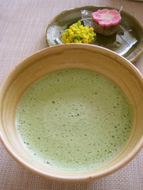 美しい日本のお茶❀失敗しない抹茶の立て方