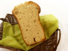 低糖質の大豆粉パン