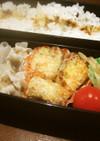 鮭缶でお手軽サーモンフライ