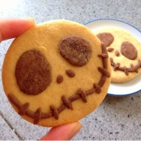 ♡ハロウィンに!ジャックのクッキー♡