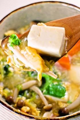 コツあり!大戸屋の豆腐と野菜のトロトロ煮