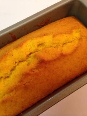かぼちゃのパウンドケーキ♡