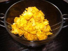 ガーリックチーズかぼちゃサラダ