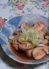 鮭の白子煮