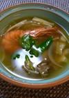 簡単!本格的!タイの家庭料理トムヤムクン
