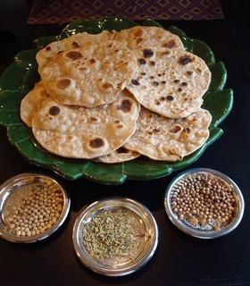 Roti ロティ(インドのパン)