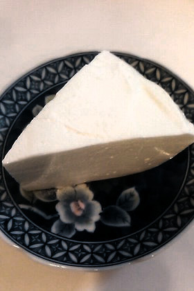 水切りなし☆ヨーグルトクリームケーキ