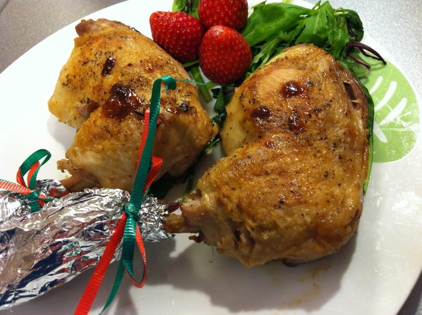 ローストチキン☆クリスマスディナー