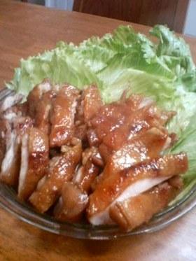 我が家の定番☆鶏の照り焼き