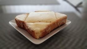 超簡単!耳までとろけるチーズトースト
