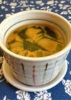 シュウマイの入った茶碗蒸し