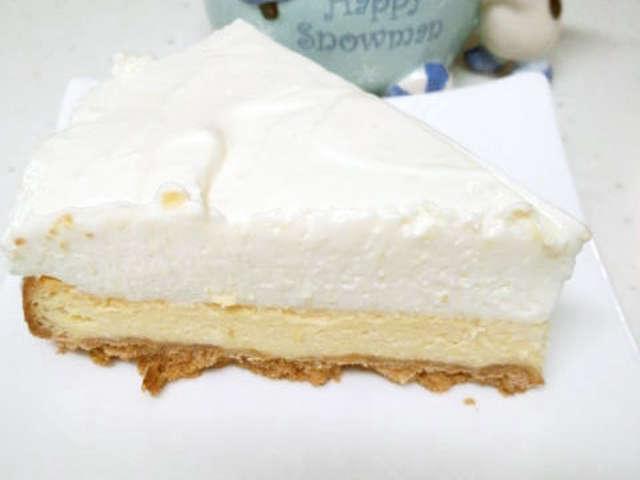 ダブル レアチーズ ケーキ