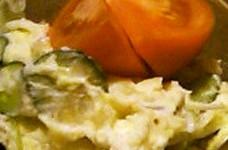 さつま芋ヨーグルトサラダ