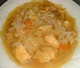 Soupy Chicken Soup