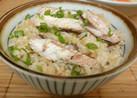 簡単☆秋刀魚の炊き込みご飯