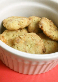 カマンベーコンおつまみクッキー