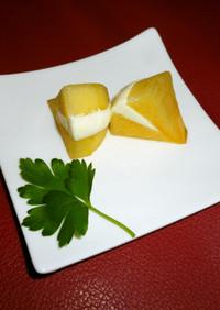 簡単!オシャレ!柿の前菜