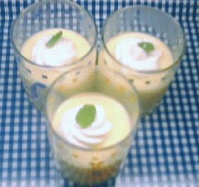 ココナッツミルクプリン(サンカヤー)