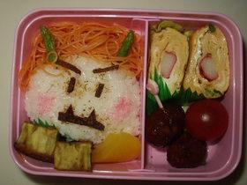 幼稚園児のお弁当(5)