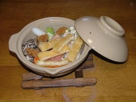 鮭のちゃんこ鍋