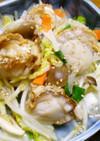 ほたての野菜炒め(塩味)