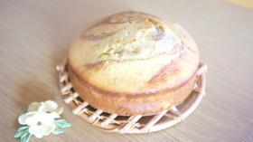 HM☆ココアとクリチのマーブルケーキ♪