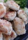 鶏肉のパン粉焼きガーリック風味