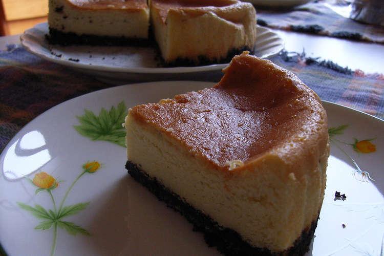 ケーキ ブルー チーズ
