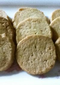 【卵不使用】  材料3つでクッキー
