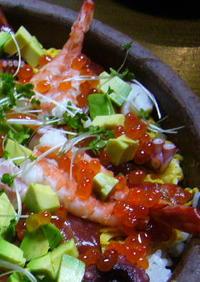 海鮮彩菜ちらし寿司