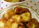 美味しい✩さつま芋の甘辛炒め