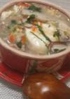 扁桃炎に効くスープ