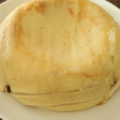 *炊飯器*パン耳フレンチトースト風ケーキ