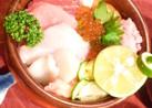簡単♫豪華☆海鮮丼☆