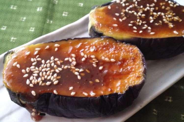 田楽 茄子 味噌