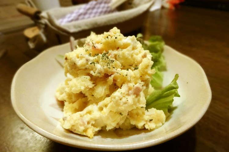 人気 ポテト サラダ レシピ