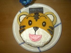 ☆しまじろうケーキ☆