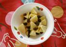 カルダモンの香り♪りんご&レーズン煮